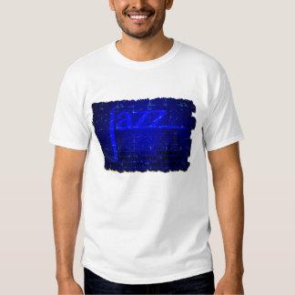 Jazz Music Men´s T-Shirt White