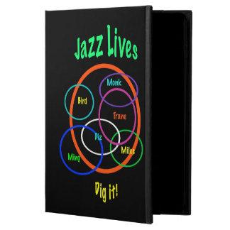 Jazz Music Powis iPad Air 2 Case