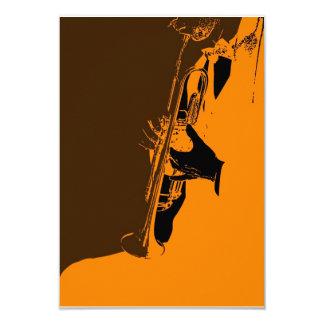 Jazz Musician Card
