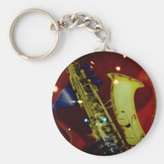 Jazz N Key Chain