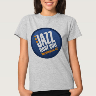 Jazz Near You DC Apparel T-shirt