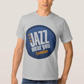 Jazz Near You London Apparel T-shirt