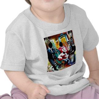 Jazz on Bourbon St..jpg T Shirts