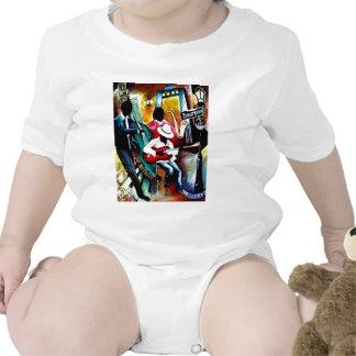 Jazz on Bourbon St..jpg Baby Bodysuits