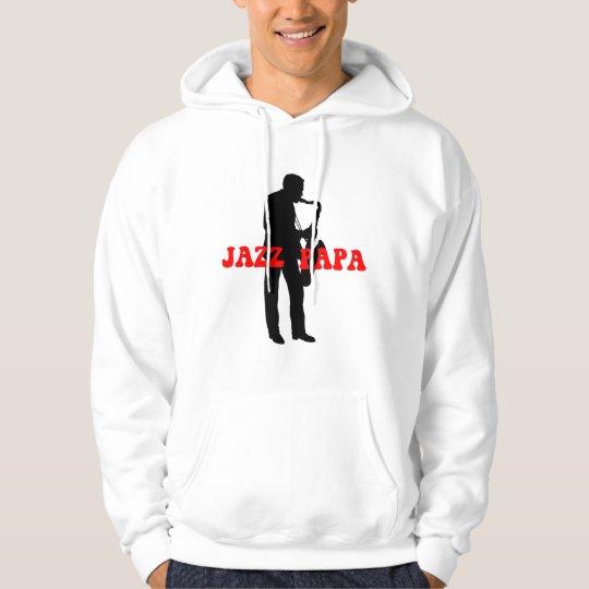 Jazz papa jazz hoodie