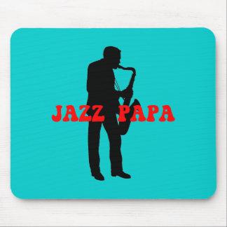 Jazz papa jazz mouse pad