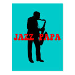 Jazz papa jazz post cards