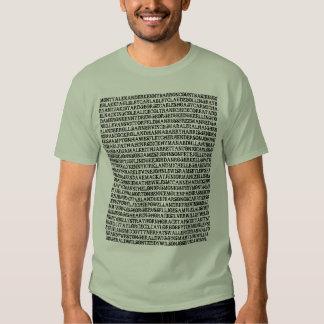 Jazz Pianists T-Shirt