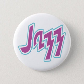 Jazz Pinback Button