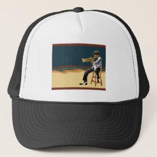 Jazz Player Hat
