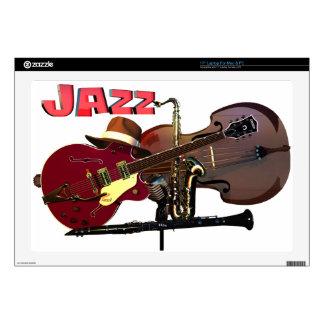 Jazz Portátil 43,2cm Skins