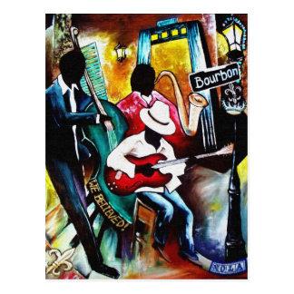 jazz purse.jpg post card