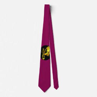 jazz puts on a tie