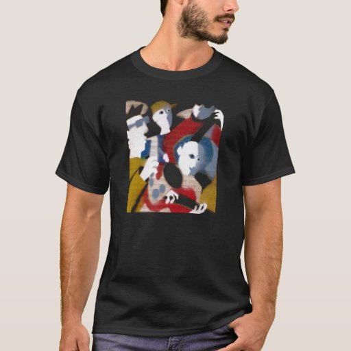 jazz quartet black T-Shirt