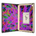 Jazz que pinta la caja del aire del iPad de DODOca