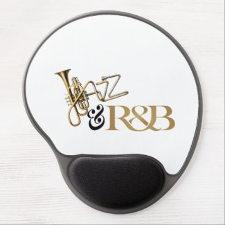 Jazz & R&B Mousepad