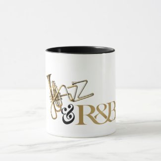 Jazz & R&B Mugs