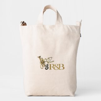 Jazz & R&B Tote Bag
