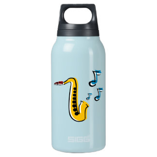 Jazz Saxophone Liberty Insulated Water Bottle