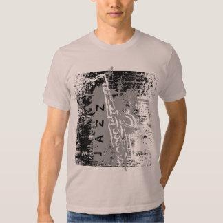 Jazz Saxophone Tee Shirt