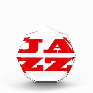 JAZZ Series Acrylic Award