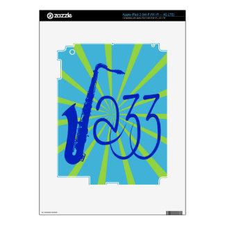 Jazz Skin For iPad 3