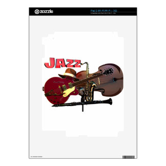 Jazz Skin Para El iPad 2