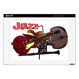 Jazz Skins Para 38,1cm Portátiles