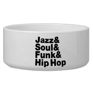 Jazz & Soul & Funk & Hip Hop Bowl