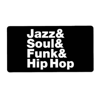 Jazz & Soul & Funk & Hip Hop Label