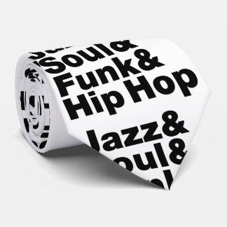 Jazz & Soul & Funk & Hip Hop Tie
