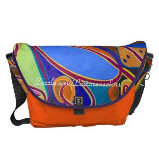 Jazz Soup Messenger Bag