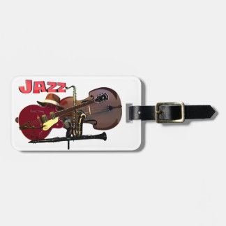 Jazz Tag For Luggage