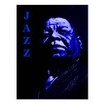 JAZZ - talk all Postcards