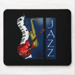 Jazz Tapete De Raton