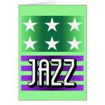 jazz tarjeta