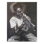 jazz tarjetas postales