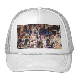 Jazz temprano gorras