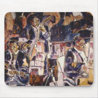 Jazz temprano tapetes de raton