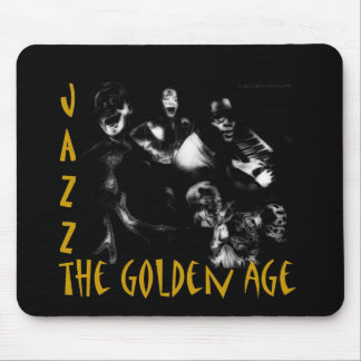 Jazz - The Golden Age Mouse Pad