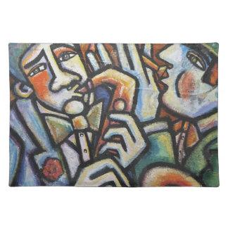 Jazz TIme Placemat