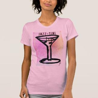 JAZZ-TINI print by jill Tee Shirt