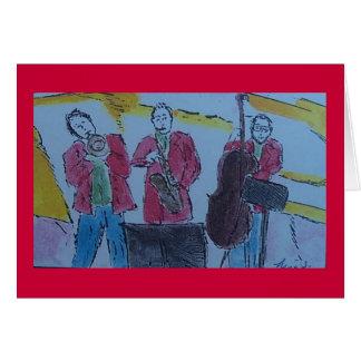 jazz trio cards