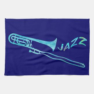 Jazz Trombone Towels