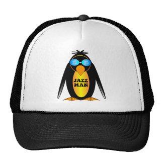 jazz trucker hat