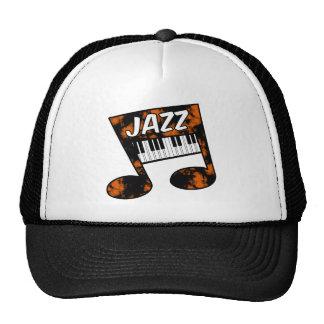 jazz trucker hats