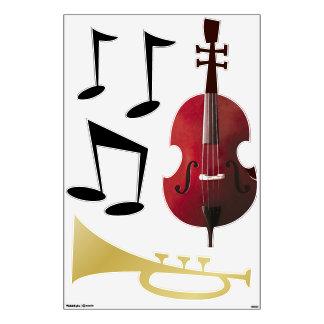 Jazz Wall Sticker