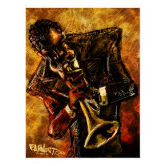 Jazz Works Postcard