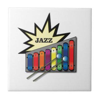 jazz xylophone tile