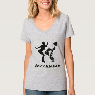 JAZZAMBIA Apparel T-Shirt